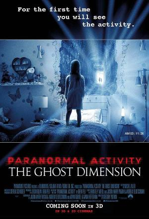 Paranormal Activity 5: Dimensión fantasma
